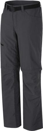 Hannah ženske hlače Kirolle Dark Shadow, sive, 38