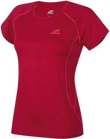 Hannah ženska tekaška majica Speedlora Cherries Jubilee, rdeča, 36