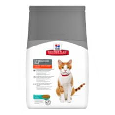 Hill's Feline Young Adult Sterilised Cat Tuna 3,5 kg