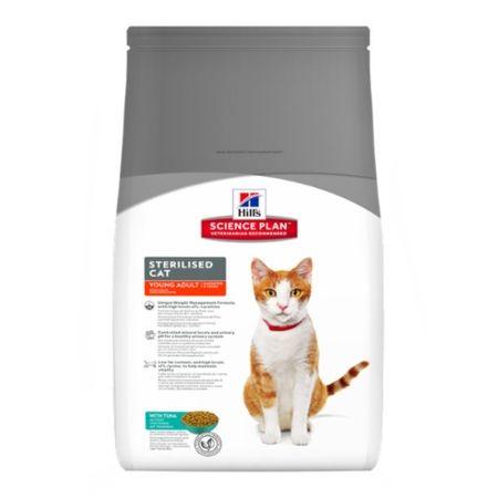 Hill's hrana za mlade odrasle sterilizirane mačke Feline, tuna, 3,5 kg