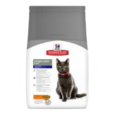 Hill's Feline Mature Adult 7+ Sterilised Cat Macskaeledel, 3,5 kg