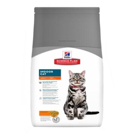 Hill's hrana za notranje mačke Feline, 4 kg