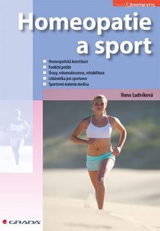 Ludvíková Ilona: Homeopatie a sport