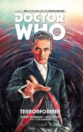 Morrison Robbie: Dvanáctý Doctor Who - Terorformace