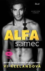Keelandová Vi: Alfa samec - erotický román