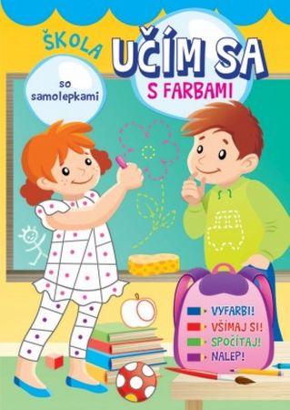 autor neuvedený: Škola - učím sa s farbami