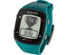 Sigma Sporttester iD.RUN pine green