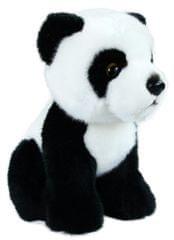 Rappa pluszowa panda, w pozycji siedzącej, 18 cm