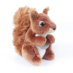Rappa Plyšová veverka 18 cm