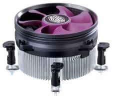 Cooler Master hladnjak za procesor X DREAM i117, 60 mm