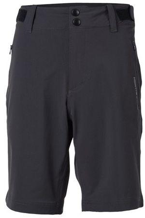Northfinder moške kratke hlače Alden Gunmetal, sive, XXL