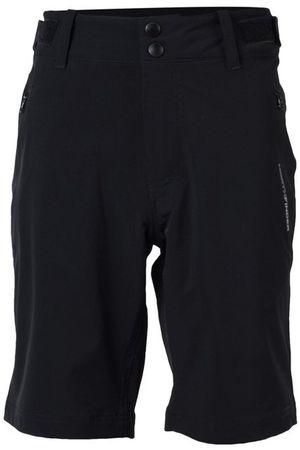 Northfinder moške kratke hlače Alden Black, črne, M