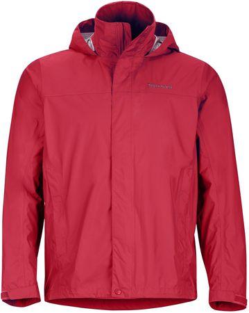 Marmot moška jakna PreCip, rdeča, M
