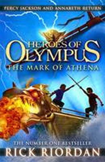 Riordan Rick: The Mark of Athena - Heroes of Olympus