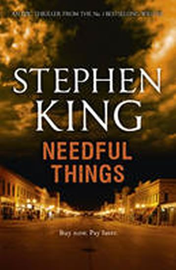 King Stephen: Needful Things
