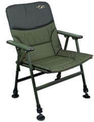 Carp Spirit Křeslo Level Chair With Arms