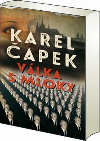 Čapek Karel: Válka s mloky - 2.vydání
