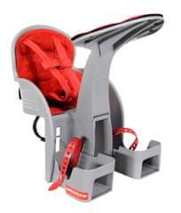 WeeRide SAFEFRONT predná detská cyklosedačka