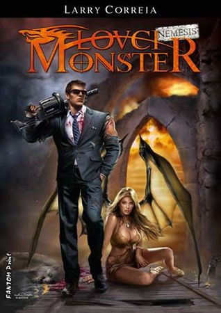 Correia Larry: Lovci monster 5 - Nemesis