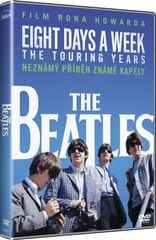 The Beatles: Eight Days a Week – The Touring years   - DVD