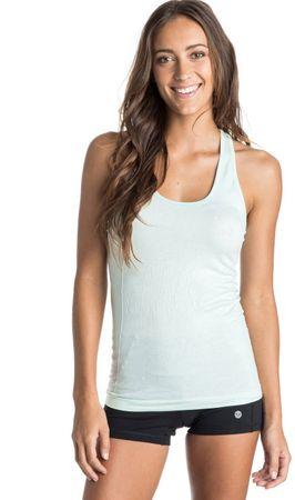 Roxy majica brez rokav Ohm My Goodness, ženska, modra, L