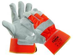 Červa CURLEW Hi-Vis rukavice