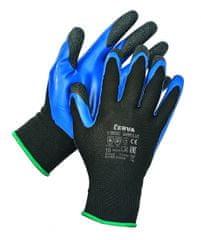 Červa GARRULUS rukavice máčené v latexu