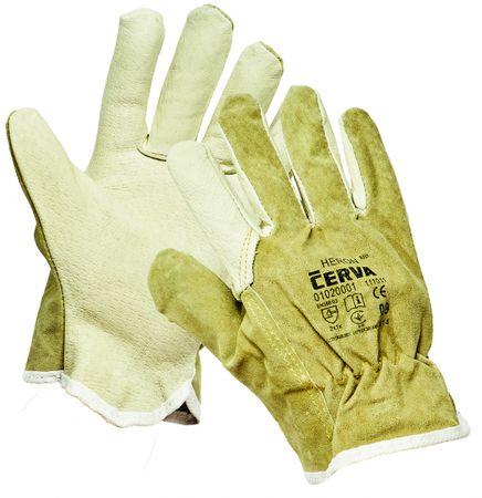 26244dd12c6 Červa HERON rukavice celokožené 9 - Parametry