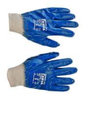 Červa HARRIERFULL rukavice celomáčené v nitrilu