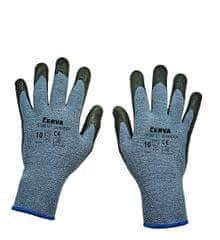 Červa DUNNOCK rukavice máčené v nitrilu
