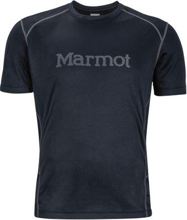 Marmot Windridge with Graphic SS Black/Cinder M
