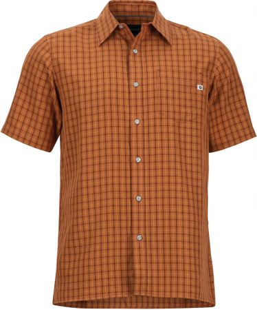 Marmot Eldridge SS Bombay Brown S