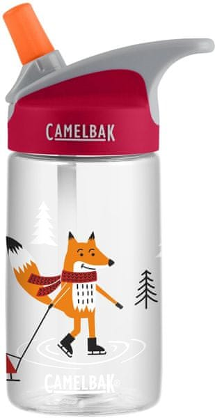 Camelbak Eddy Kids 0,4L Foxes On Ice