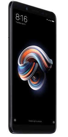 Xiaomi Redmi Note 5, 3GB/32GB, Global Version, Black okostelefon