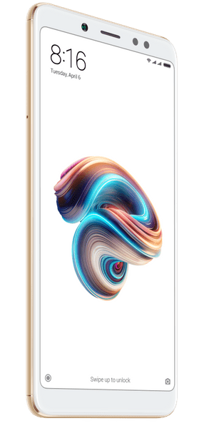 Xiaomi Redmi Note 5, 3GB/32GB, Global Version, Gold