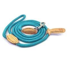 Doodlebone povodec za psa Blue, moder, 130 cm