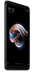 Xiaomi Redmi Note 5, 4GB/64GB, Global Version, Black - rozbaleno