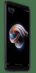 Xiaomi Redmi Note 5, 4GB/64GB, Global Version, Fekete