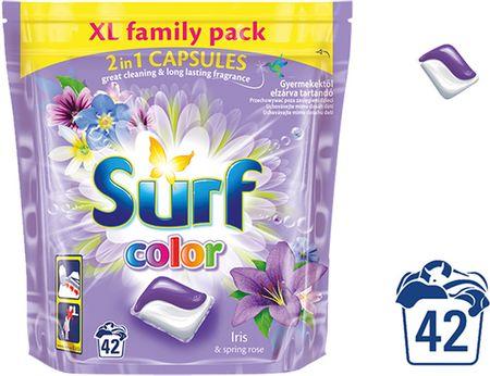 Surf Color 2v1 Iris & Spring Rose 42 ks