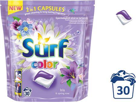 Surf Color 2v1 Iris & Spring Rose 30 ks