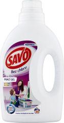 Savo Prací gel na barevné prádlo 1 l (20 praní)