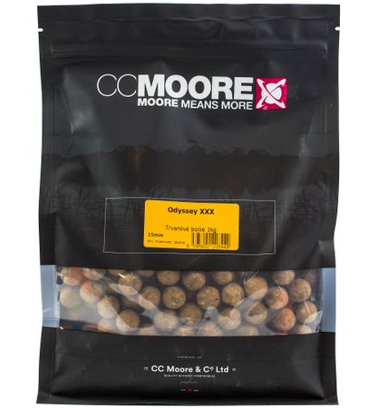 Cc Moore trvanlivé boilie Odyssey XXX 5 kg, 24 mm
