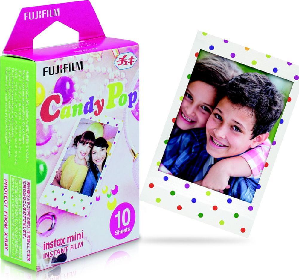 FujiFilm Instax Film Mini CandyPop rámeček (10ks)
