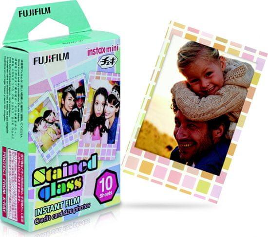 FujiFilm Instax Film Mini Glass mozaika rámeček (10ks)