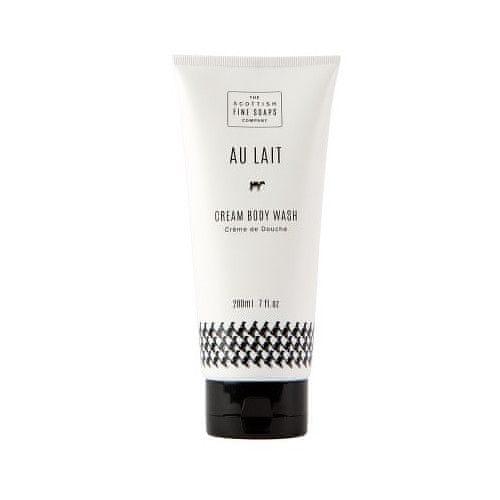 Scottish Fine Soap Sprchový gel Au Lait 200 ml