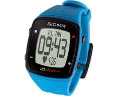 Sigma Sporttester iD.RUN HR pacific blue
