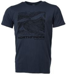 Northfinder moška majica s kratkim rokavom Maxim