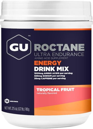 GU Roctane Energy drink mix (dóza 780 g)