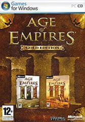 Microsoft Age Of Empires Gold Edition (PC)