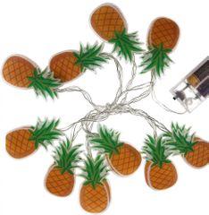 Toro Girlanda 10LED světel Ananas